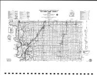 Pottawattamie County Highway Map, Montgomery County 1989